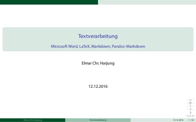 textverarbeitung mac dissertation