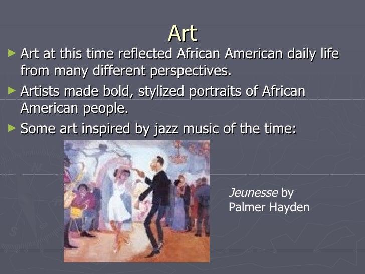 Harlem renaissance power point art toneelgroepblik Images