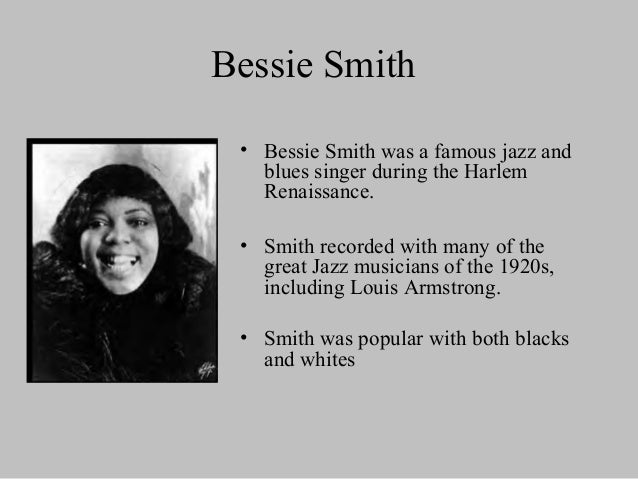 Famous Musicians of the Highly Influential Harlem Renaissance