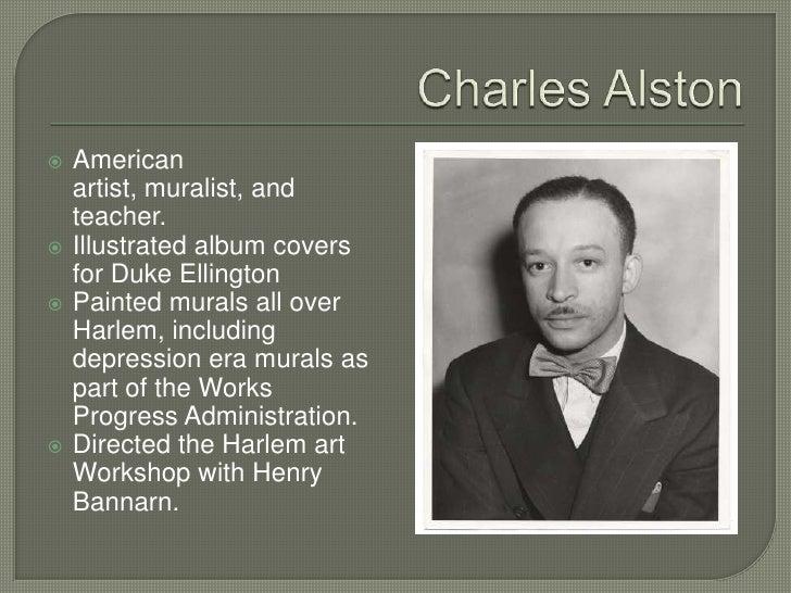 Harlem renaissance for Duke ellington mural