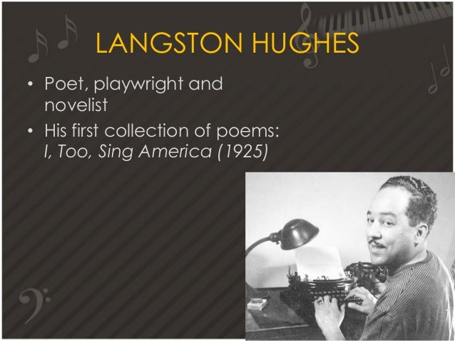 the langston hughes effect Langston hughes: poems study guide contains a biography of langston hughes, literature essays, quiz questions, major themes, characters, and a full summary and analysis of select poems.