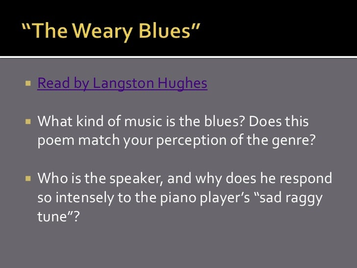 Langston Hughes Biography