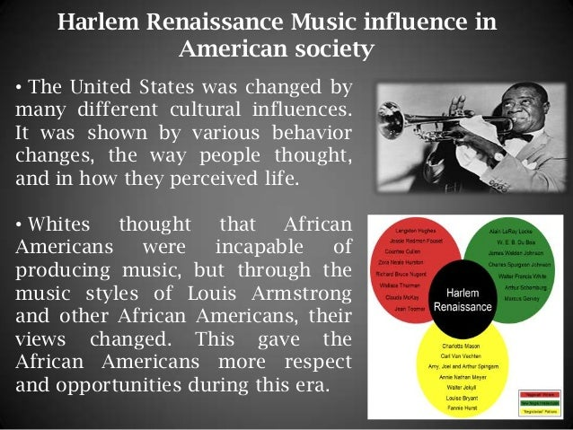 The Influence of the Renaissance on Modern American Society, Culture and Art