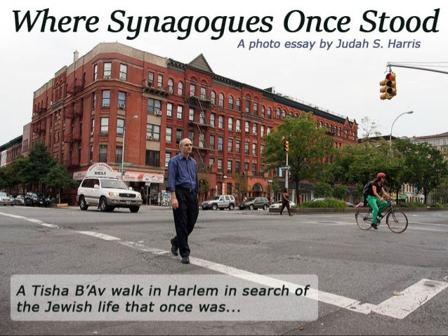 Where Synagogues Once Stood