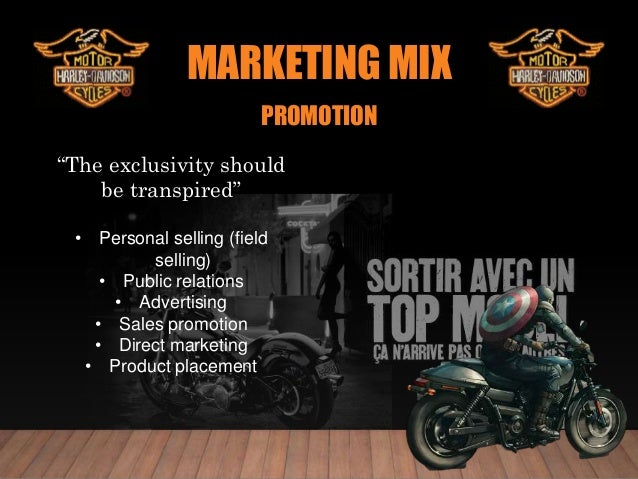 harley davidson marketing plan Harley-davidson is rolling out a global marketing campaign, live your legend, aimed at increasing demand and brand awareness, following several quarters of slipping sales numbers.