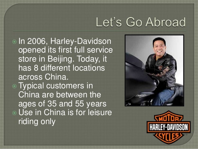 harley davidson marketing strategy Harley davidson marketing strategy for marketing 350  we use your linkedin profile and activity data to personalize ads and to show you more relevant ads.