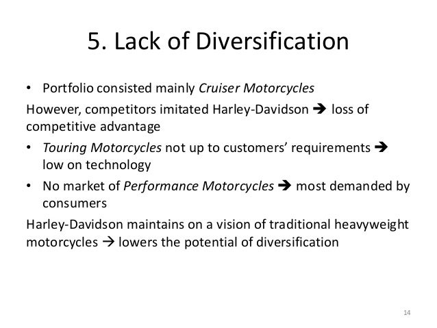 harley davidsons strategic position This section of the report is concerned with understanding the strategic position of harley davidson inc in an attempt to formulate strategic opti.