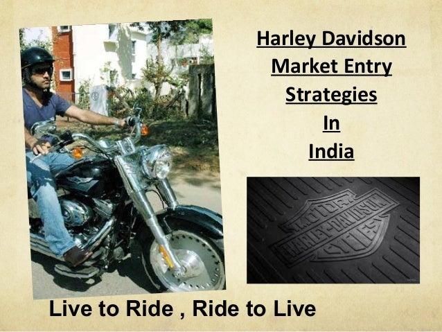 harley davidson marketing strategies