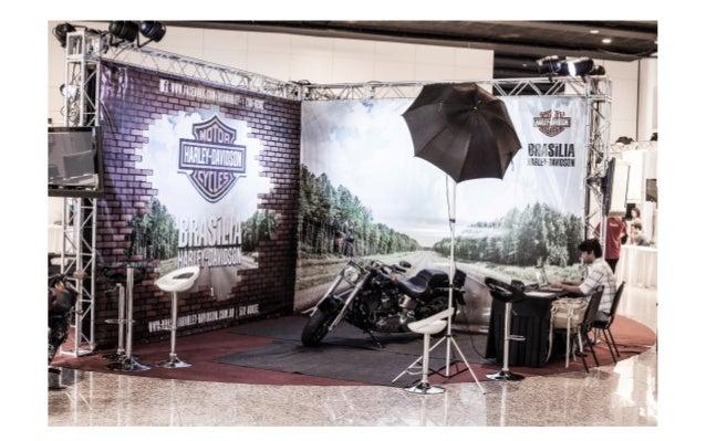 Brasília Harley-Davidson Participação em Feira ou Exposição Colunistas 2013