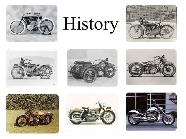 William Harley And Arthur Davidson: Harley Davidson