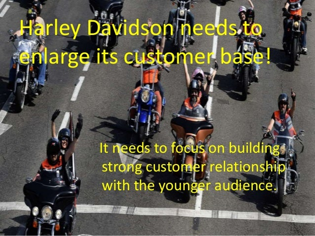a case study on harley davidson Case study teknion's strong and enduring relationship with harley-davidson is a matter of great pride, as is the exceptional performance and ongoing relevance of t/o/s over more than two decades of.