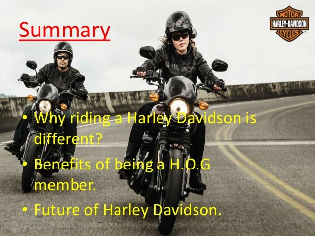 a harley davidson case study Sm case study harley-davidson motor company automotive geographic area served global challenge add speed, visibility and efficiency to the us logistics processes of one.