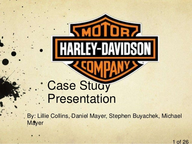 harley davidson and supplier chain management Supply chain management coordinates all these activities so that customers can be provided with supply chain design: a strategic issue harley davidson.