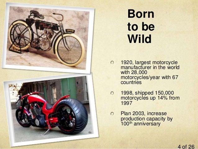 Harley-Davidson's Just-in-Time (JIT) Journey