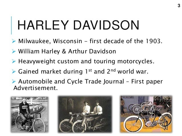 analysis of mission and objectives harley davidson Start studying chapter 2 marketing 321 learn process of revising their organization's mission and goals and harley-davidson's harley.