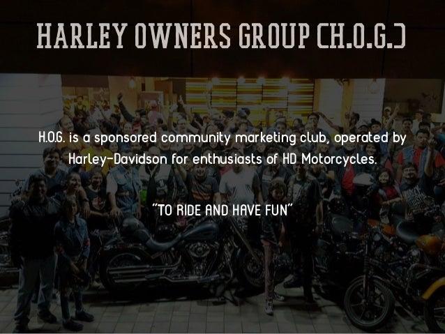 Harley-Davidson: Building a Brand Through Consumer Engagement