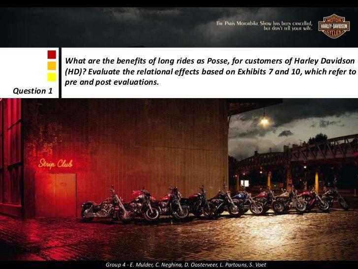 Building brand community on the Harley-Davidson posse ride