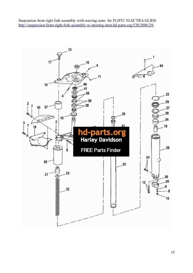 Harley Davidson parts catalog