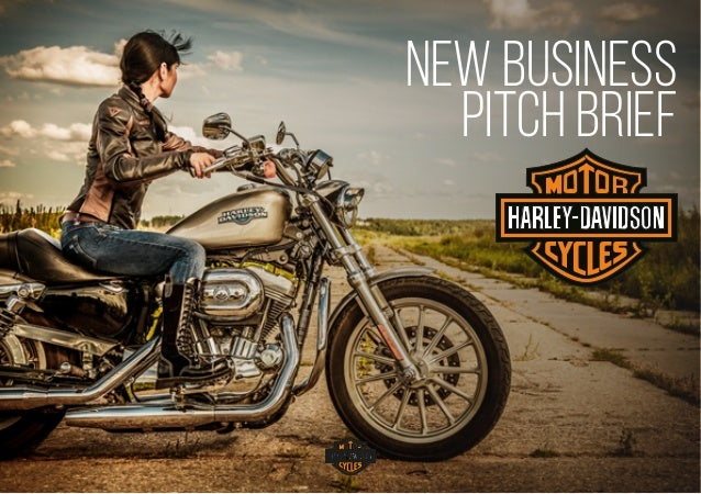 NEW BUSINESS PITCH BRIEF