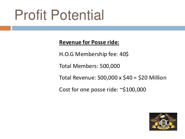building brand community in the harley davidson posse ride A presentation of the harley davidson case study  case studybuilding  brand community on the harley-davidson posse ride what.