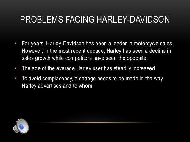 Harley davidson presentation problems sciox Image collections