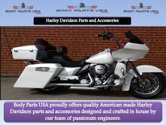 Harley Davidson Saddlebags Offered By Body Parts USA