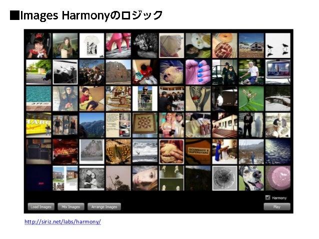 http://siriz.net/labs/harmony/