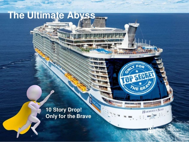 Harmony Of The Seas Worlds Biggest Cruise Ship Royal Caribbean Int - Largest cruise ship in the world