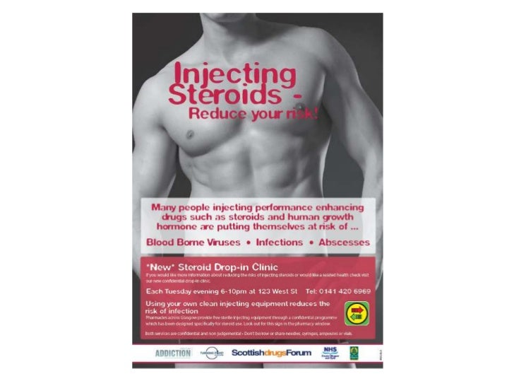 safe injecting steroids