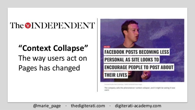Harnessing the Power of Facebook Groups: Marie Page's BrightonSEO talk Slide 2