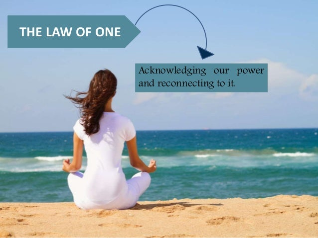 Harness the Power of Your Thoughts and Live by the Universal
