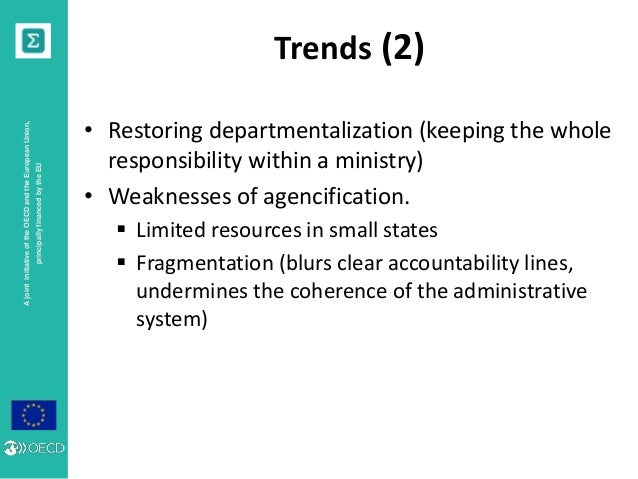 trend of agencification Trend of agencification essay government of purposes basic the of perspective the from considered next is agencification the which through vehicles the as regarded often are agencies.