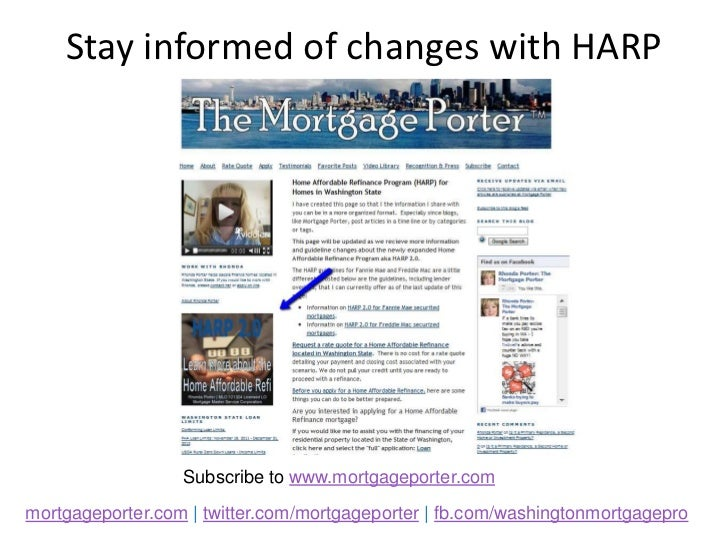 Image Result For Home Affordable Refinance Plan Harp Kentucky