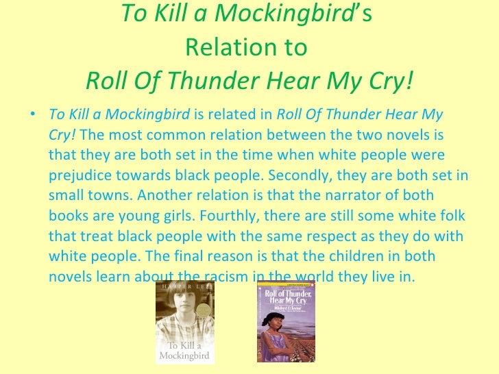 Roll of Thunder, Hear My Cry and To Kill a Mockingbird Essay Sample