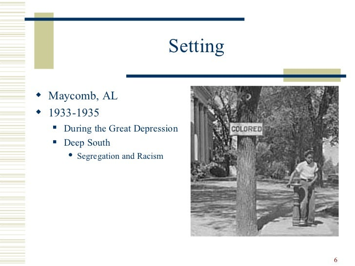 parallels between scottsboro and maycomb Scottsboro trials - the novel's setting in the 1930s there are many parallels between the trial of tom robinson in to kill a mockingbird and one of the most notorious series of trials in the nation's history ' the scottsboro.
