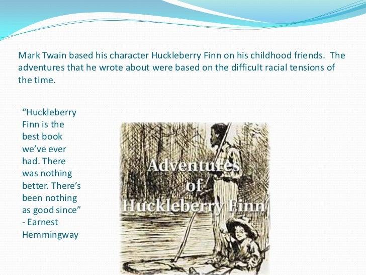 Mark Twain's Adventures of Huckleberry Finn : a documentary volume