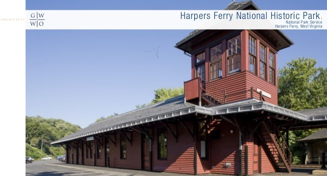 Harpers Ferry National Historic Park.National Park Service Harpers Ferry, West Virginia