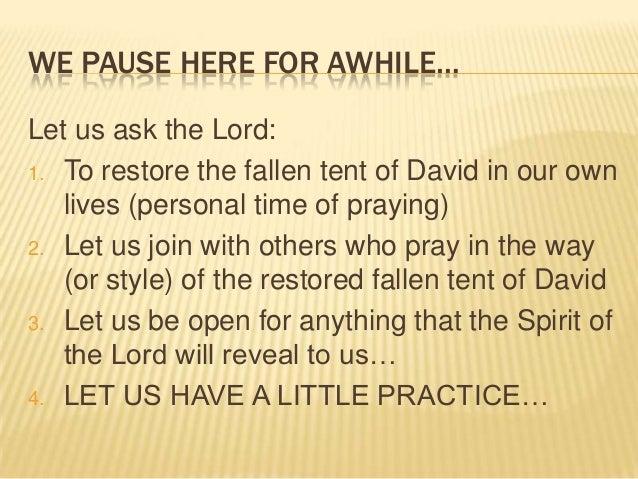 Biblical focus; 31.  sc 1 st  SlideShare & Harps and bowls praying