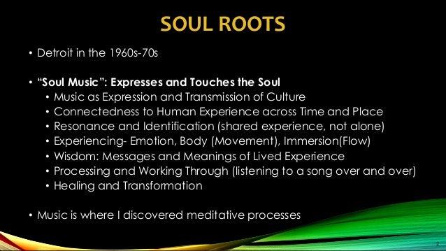 Harrell - Meditation with Soul presentation