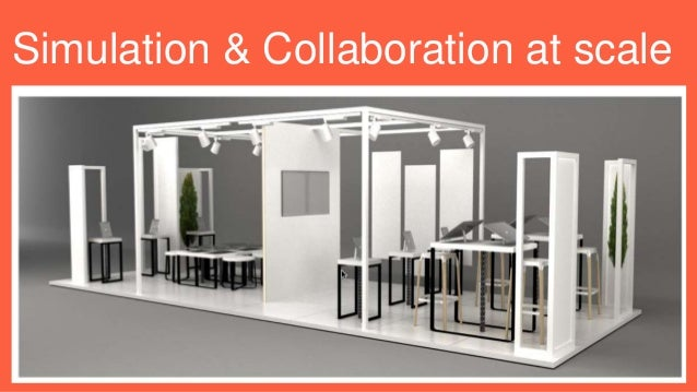Simulation & Collaboration at scale  19