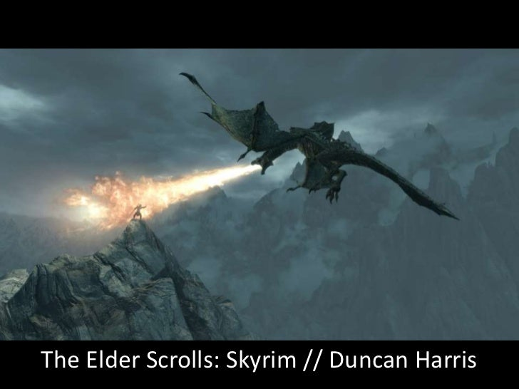 The Elder Scrolls: Skyrim // Duncan Harris