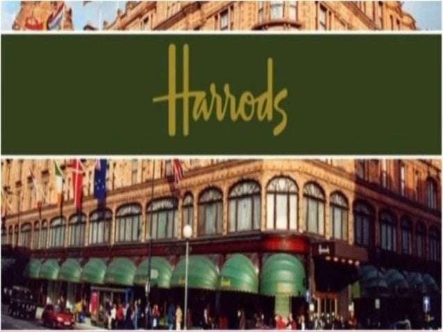 harrods case study Case study harrods – wedgwood concession location philip lighting london master ledcandle.