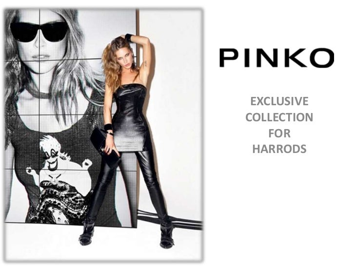 EXCLUSIVECOLLECTION    FOR HARRODS