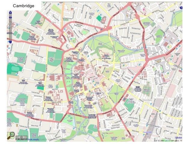 OpenStreetMap : Open Licensed GeoData