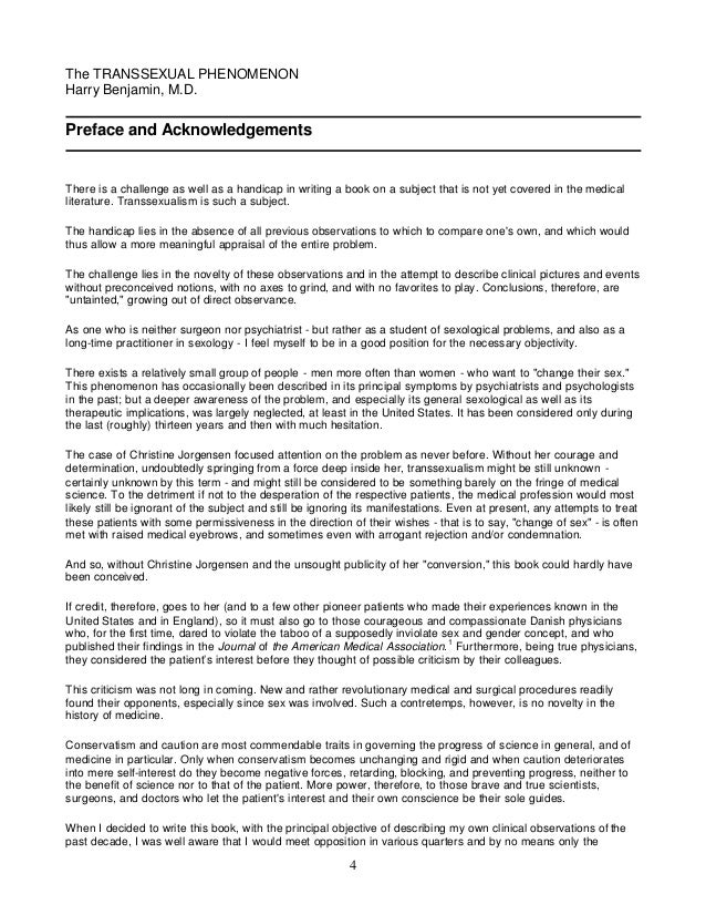 transgender transexual essay Transgender research papers discuss the form of sexual orientation where one changes their biological sex paper masters custom writes research papers on sociology topics such as being transgendered, transexual or any other form of lgbt identity.