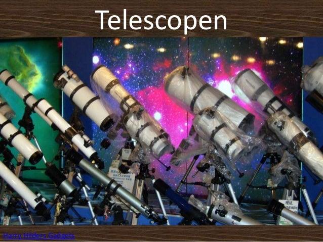 Harry Hilders Gadgets Telescopen