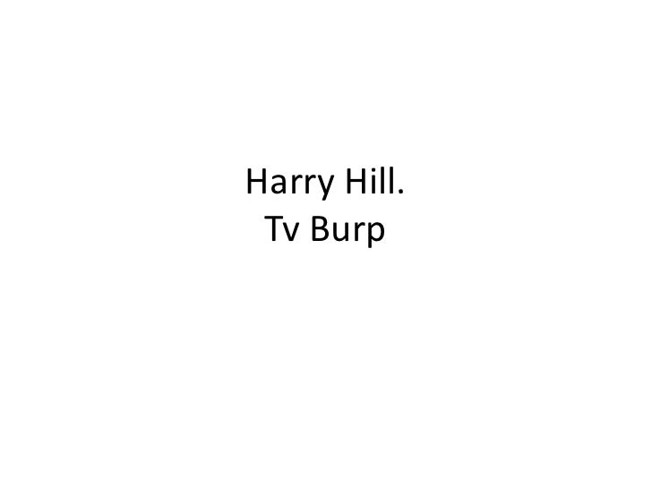 Harry Hill.Tv Burp<br />