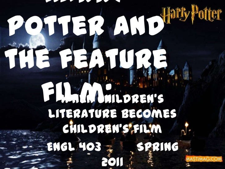 Harry Potter and the Feature Film