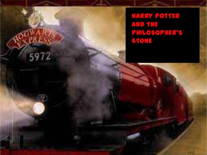 HARRY POTTERAND THEPHILOSOPHER'SSTONE  CLICK TO BEGIN