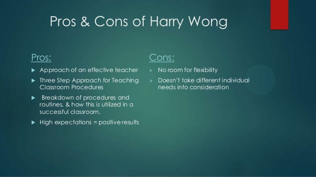 Superb Harry Wong Classroom Management Hairstyle Inspiration Daily Dogsangcom